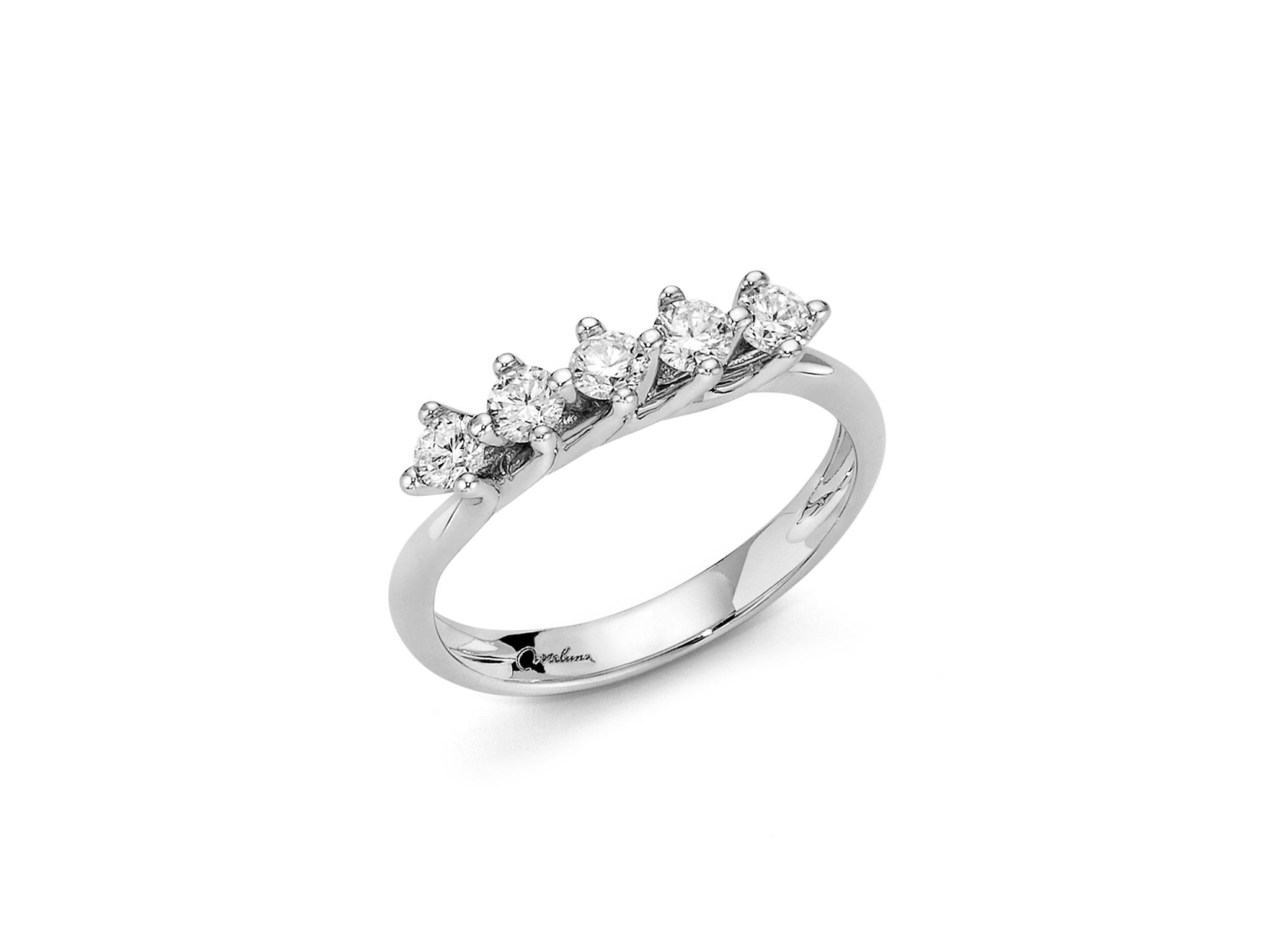 Rivière oro e diamanti. - LID3387-055G7