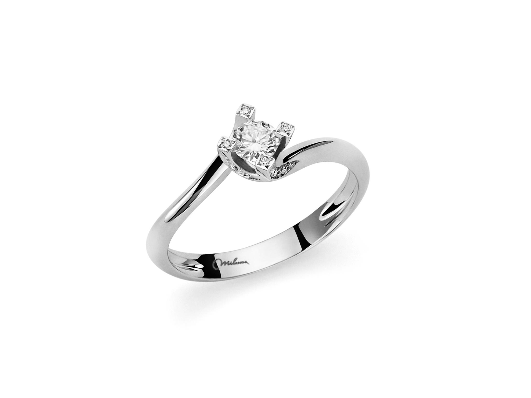 Solitario Valentino con diamanti. - LID5181-040G7