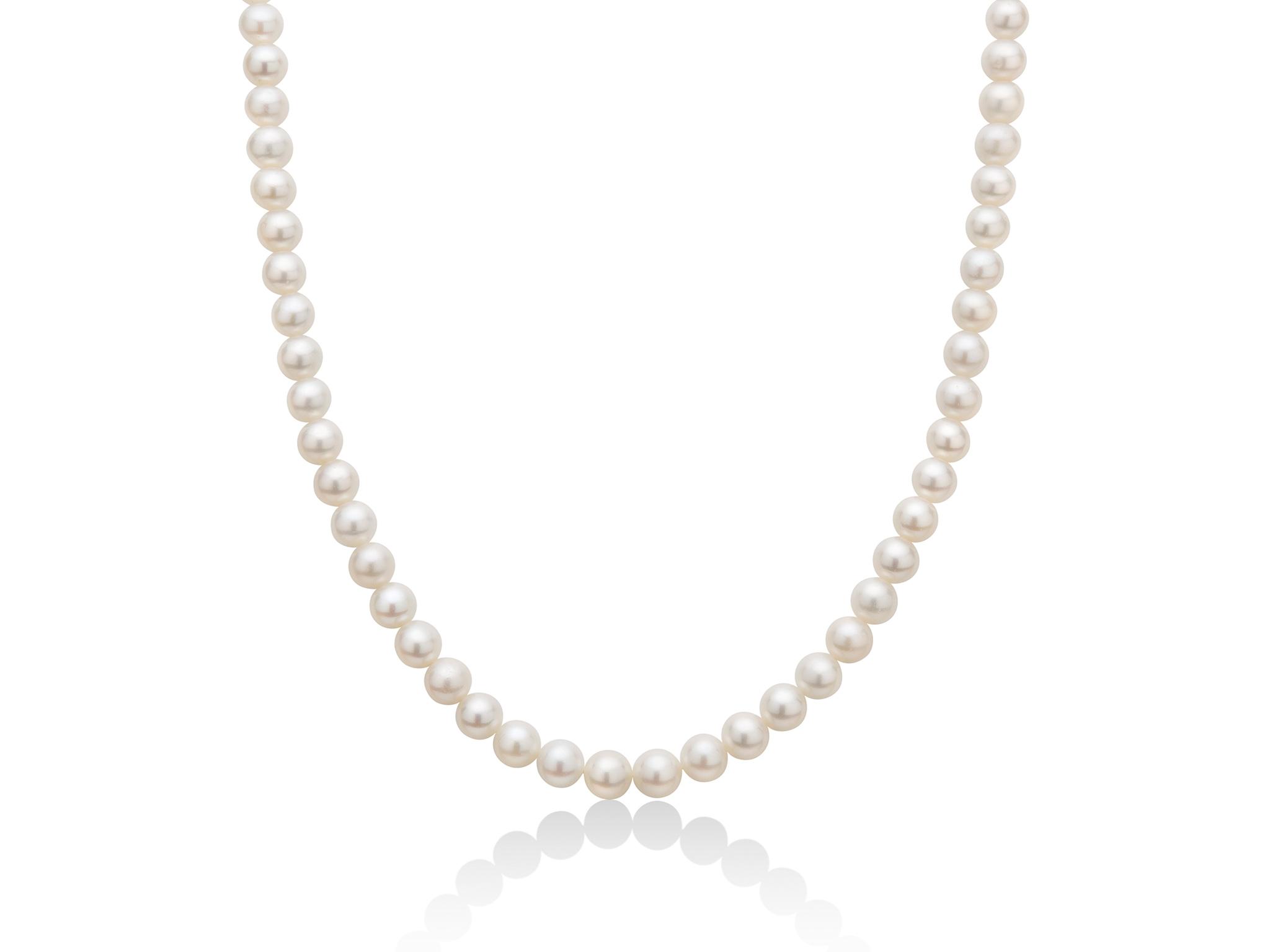 Collana di perle Oriente - PCL4198V